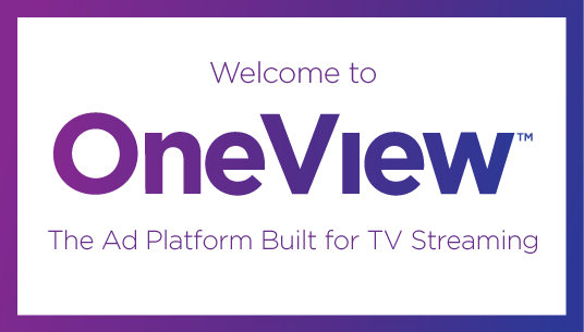 OneView Ad Platform Logo